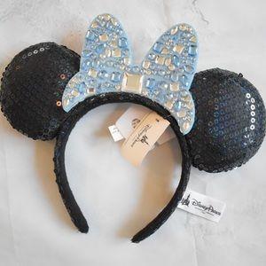 Disneyland Diamond Celebration Ears NWT